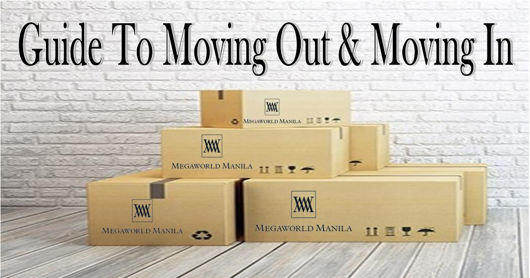 Guide To Moving Out & Moving In