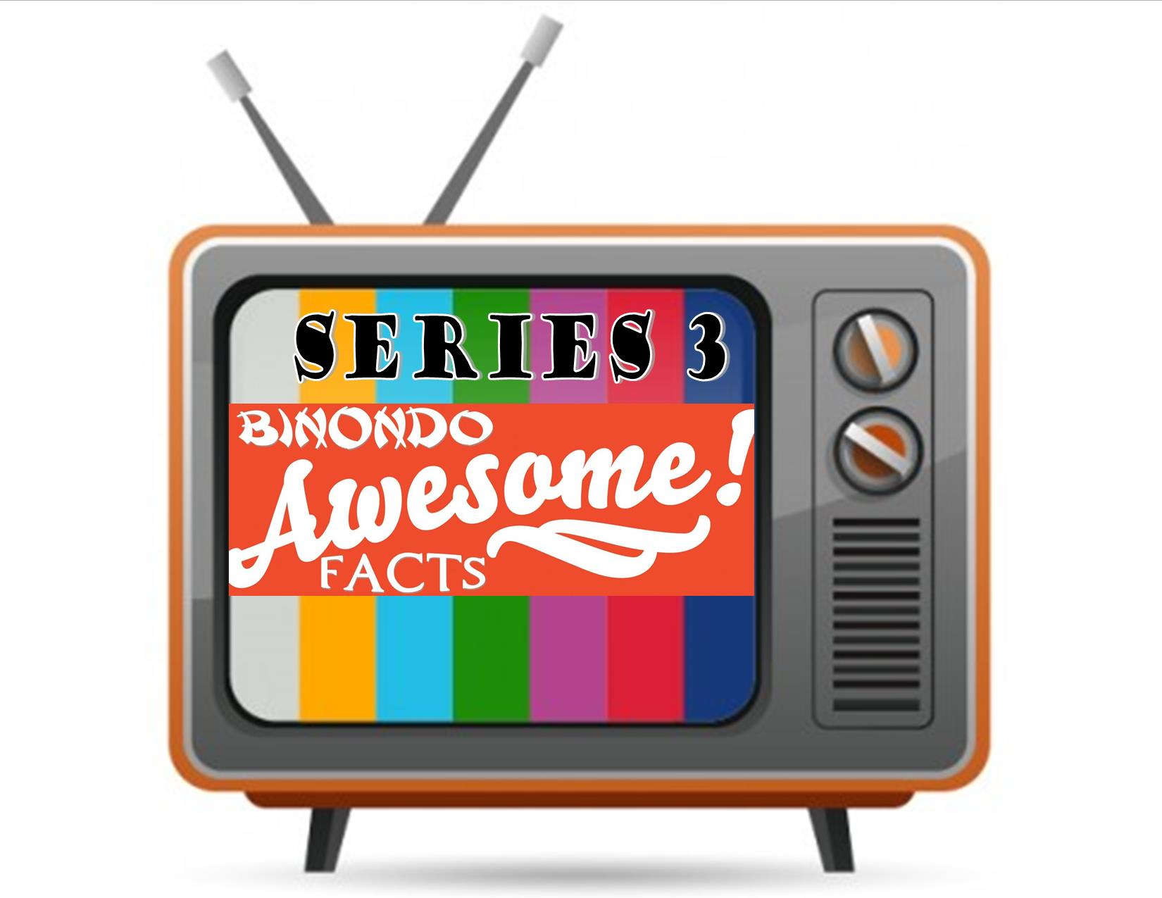 Series 3 of Binondo Awesome Facts – The Best of Binondo