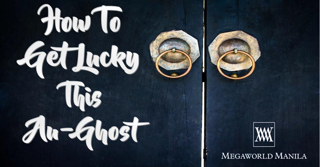 How To Get Lucky This Au-Ghost