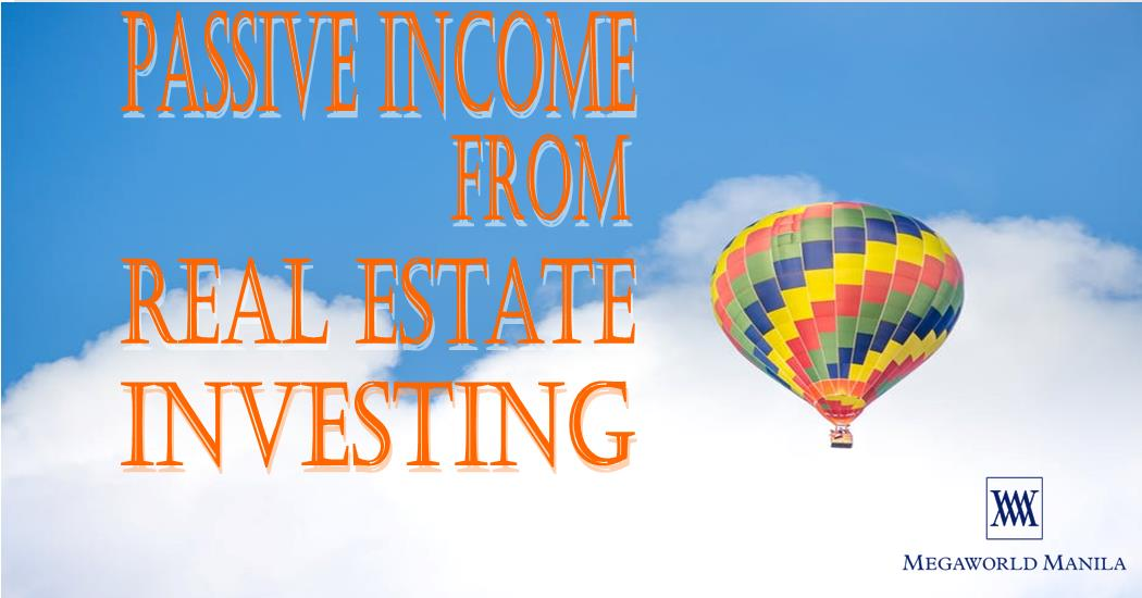Passive Income from Real Estate Investing