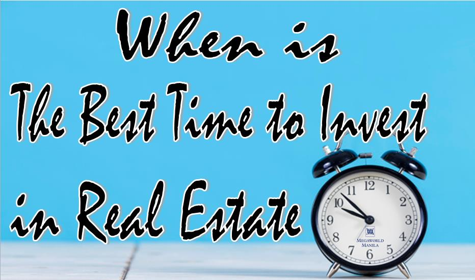 When is the Best Time to Invest in Real Estate
