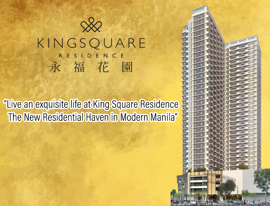 Kingsquare Residences - Manila - Megaworld