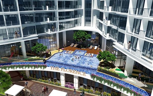 The Florence: New Condos for Sale in Manila Philippines