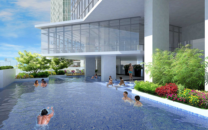 Uptown Ritz Condo: New Condos for Sale in Manila Philippines