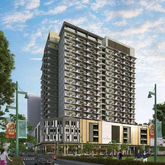 Kingsquare Residential Suites