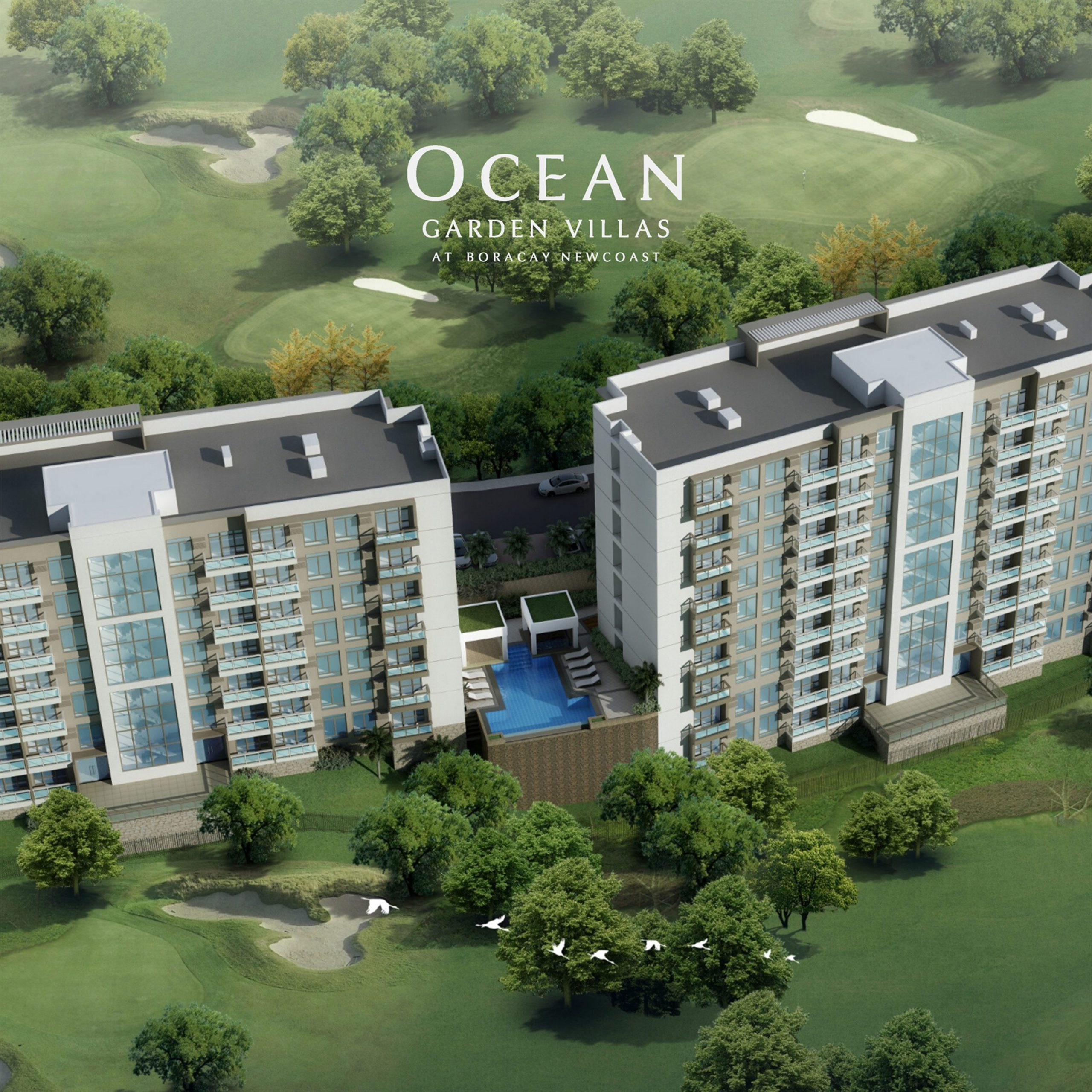 Ocean Garden Villas